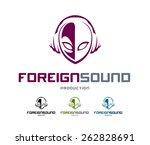 musical logo design template....