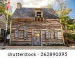 Oldest Schoolhouse In The...