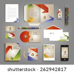 classic and professional... | Shutterstock .eps vector #262942817