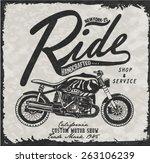 handmade illustration...   Shutterstock .eps vector #263106239