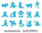 Stock Vector Illustration  Bab...