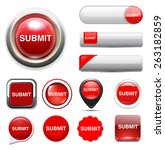 submit button | Shutterstock .eps vector #263182859