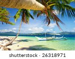 tropical holidays | Shutterstock . vector #26318971