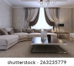 Guest Room Neoclassical Style...