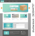 professional website template ...