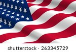 United States Flag Background....