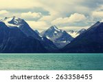 northern norway landscapes | Shutterstock . vector #263358455