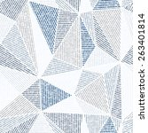 vector seamless background....   Shutterstock .eps vector #263401814
