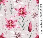 Seamless Pattern With Drawings...