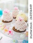 cupcake | Shutterstock . vector #263556449