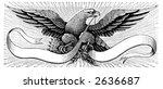 Spread Eagle And Shield