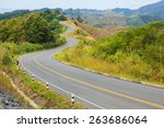 Country Road Winding