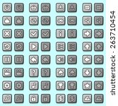 stone game icons buttons  icons ...