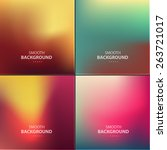 abstract colorful vector... | Shutterstock .eps vector #263721017