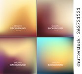 abstract colorful vector... | Shutterstock .eps vector #263721521