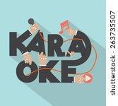 Microphone Hand With Karaoke...