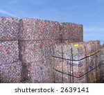 stacks of scrap packing over ... | Shutterstock . vector #2639141