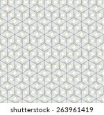 stylized vector texture.... | Shutterstock .eps vector #263961419