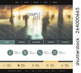 website design for your...   Shutterstock .eps vector #264000665