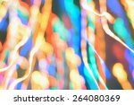 festive background with... | Shutterstock . vector #264080369