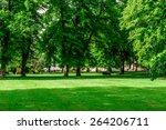 Cambridge Park On A Beautiful...