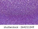Purple Glitter Christmas...