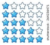 game ice web rating stars set ui