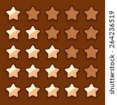 game wooden web rating stars...
