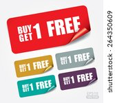 buy 1 get 1 free on rectangle...