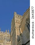 exeter cathedral devon  england ... | Shutterstock . vector #2643877