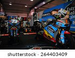 Постер, плакат: Marc VDS Racing at