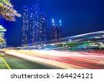 Traffic Lights On The Street O...