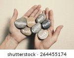 Inner Balance Concept  Hands...