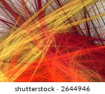 bright abstract texture background page design illustration - stock photo