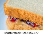 Macro Close Up Of Peanut Butter ...