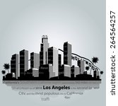 Vector. Los Angeles City...