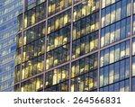 office business building  london | Shutterstock . vector #264566831