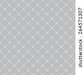 seamless pattern. stylish... | Shutterstock .eps vector #264571307