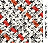 vector seamless pattern. hand...   Shutterstock .eps vector #264582344