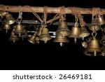 Beautiful Bells Made Of Brass...