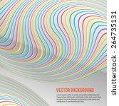 modern design infographic style ... | Shutterstock .eps vector #264735131