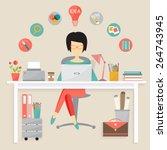 graphic designer  freelance