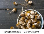 dried chamomile flowers | Shutterstock . vector #264906395