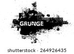 grunge urban background.texture ... | Shutterstock .eps vector #264926435