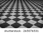 Black And White Checkered...
