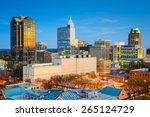 Raleigh  North Carolina  Usa...