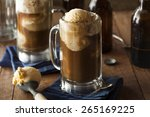 Refreshing Root Beer Float Wit...