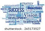 Blue Marketing Business Succes...