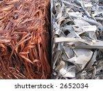 scrapyard background | Shutterstock . vector #2652034