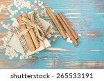 Cinnamon Oatmeal Soap. Aromatic ...